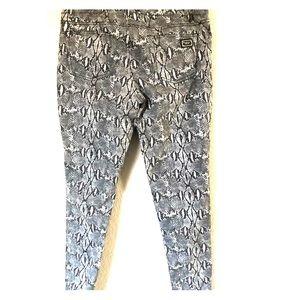 Michael Kors Snake print jeans